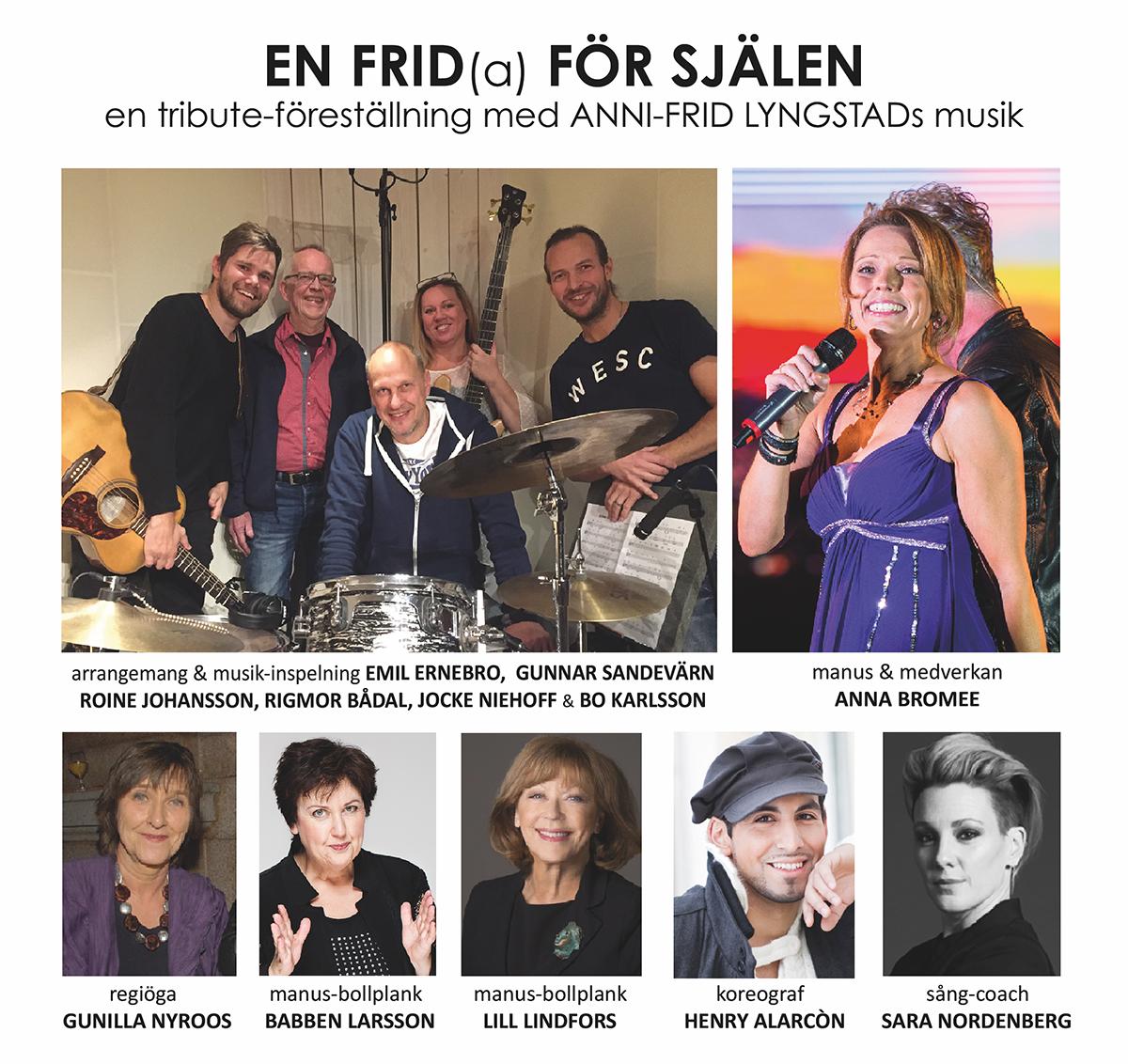 Anna Bromee - En Frida För Själen